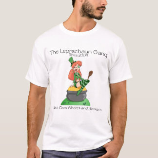 leprechaun gang 2 T-Shirt
