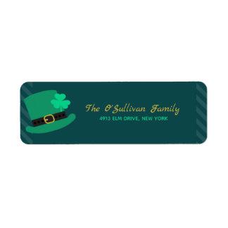 Leprechaun Hat St Patricks Day Dark Green