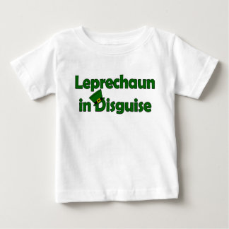Leprechaun in Disguise for Saint Patrick's Day Baby T-Shirt