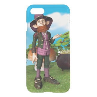 Leprechaun iPhone 7 Case