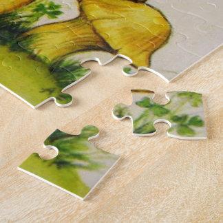Leprechaun Puzzle