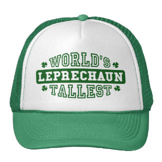 Leprechaun [World's Tallest] Trucker Hat