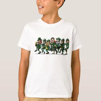 Leprechauns Conga T-Shirt