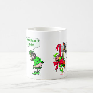 Leprechaun's Rule Mugs