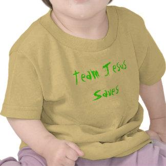 L'équipe Jésus économise T-shirt