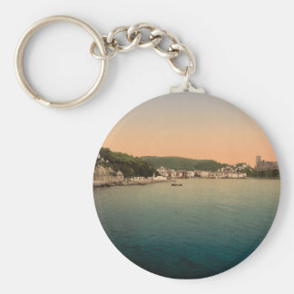 Lerici, Spezia, Liguria, Italy Keychain