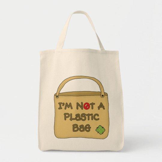 Les achats organiques Fourre-tout-Vont Tote Bag