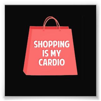 Les achats sont mon cardio- photos