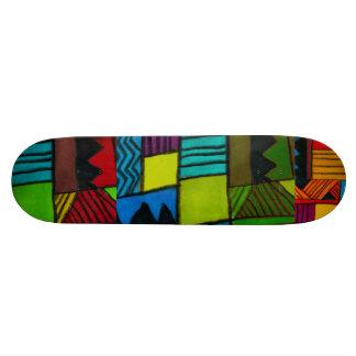 Les années 90 de dopant skateboards