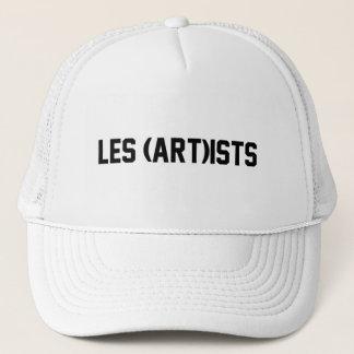 LES(ART)ISTS TRUCKER HAT