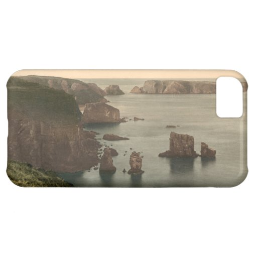 Les Autelets, Sark, Channel Islands, England iPhone 5C Case