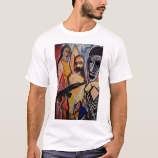 Les Axis De Terriste  T-Shirt