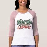Les ballots sont de meilleurs amants t-shirts