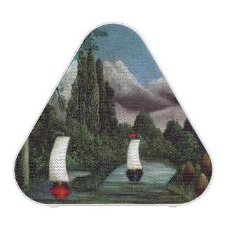 Les banques de l'Oise, 1905 (huile sur la toile) Haut-parleur Bluetooth