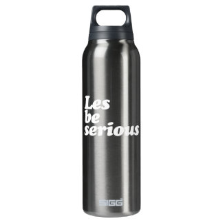 LES BE SERIOUS SIGG THERMO 0.5L INSULATED BOTTLE