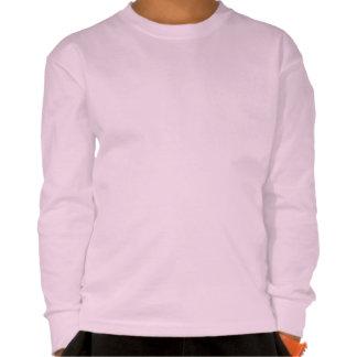 les bonbons à nourriture de baie de rose de t-shirts