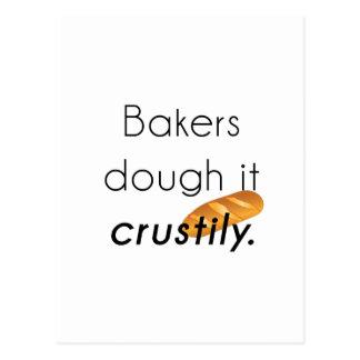 Les boulangers le font ! cartes postales