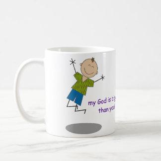 """Les """"chers problèmes, mon Dieu est plus grand que Tasse"""
