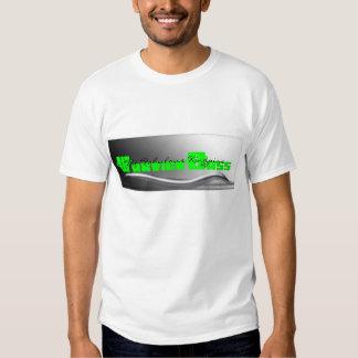 Les chevilles ouvrières/basse fabuleuses de t shirt