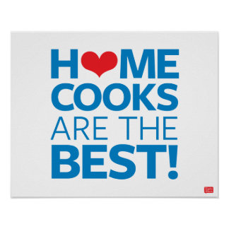 Les cuisiniers de maison sont le meilleur