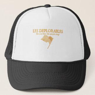 Les Deplorables Trucker Hat