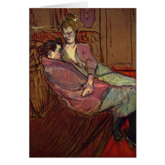 Les Deux Amies (#2) - Art Card