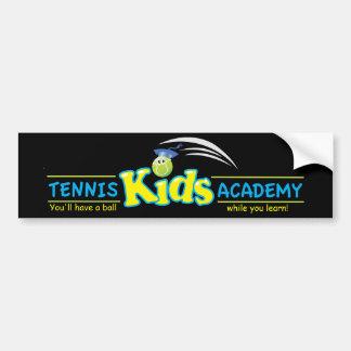 Les enfants Academy_You de tennis auront une boule Autocollant De Voiture
