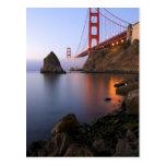 Les Etats-Unis, la Californie, San Francisco. Gold Cartes Postales