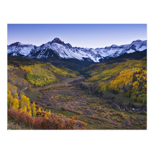 les etats unis le colorado montagnes rocheuses cartes postales zazzle. Black Bedroom Furniture Sets. Home Design Ideas
