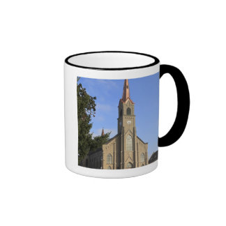 Les Etats-Unis, Orégon, ange de Mt., St Mary Mug Ringer