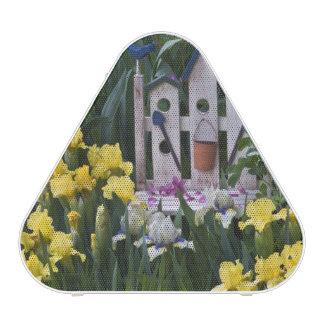 Les Etats-Unis Pennsylvanie Les iris de jardin s