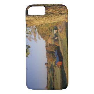 Les Etats-Unis, Vermont, Woodstock du sud, ferme Coque iPhone 7