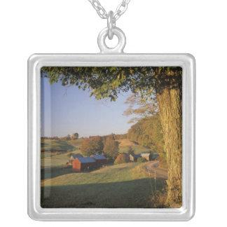 Les Etats-Unis, Vermont, Woodstock du sud, ferme d Bijouterie Personnalisée
