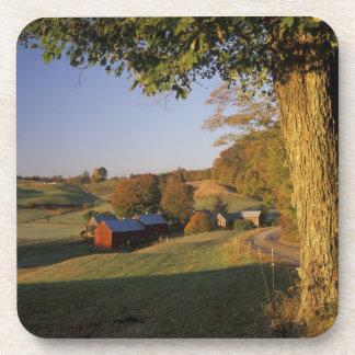 Les Etats-Unis, Vermont, Woodstock du sud, ferme d Sous-bock