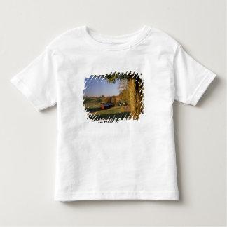 Les Etats-Unis, Vermont, Woodstock du sud, ferme Tshirts