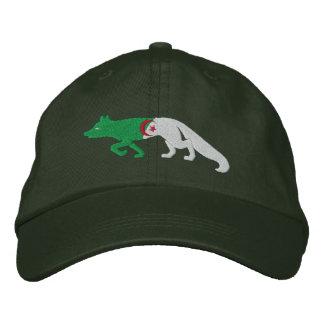 Les Fennecs Algeria flag embroidered cap