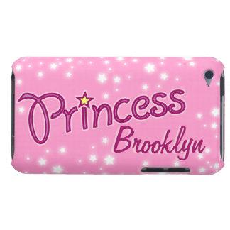 Les filles ont appelé le rose d étoile de princess coques iPod touch