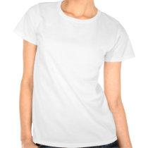 Les filles peuvent! tee shirts