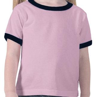 Les filles vont rose t-shirt