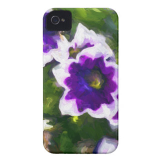 les fleurs iPhone 4 Case-Mate cases