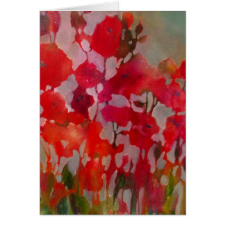 Les Fleurs • Michelle Abrams - card