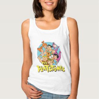 Les Flintstones et le graphique de famille de Débardeur