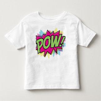 les Fresh Toddler Tshirt POW!