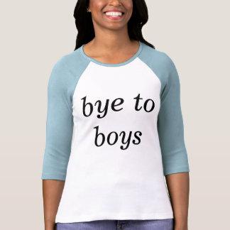 les garçons sucent t-shirt