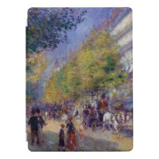 Les Grands Boulevards by Renoir iPad Pro Cover