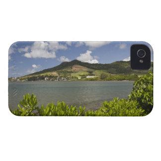 Les Îles Maurice, Îles Maurice du sud, sable Coques Case-Mate iPhone 4