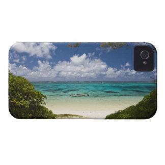 Les Îles Maurice, Îles Maurice orientales, jument Coque iPhone 4 Case-Mate