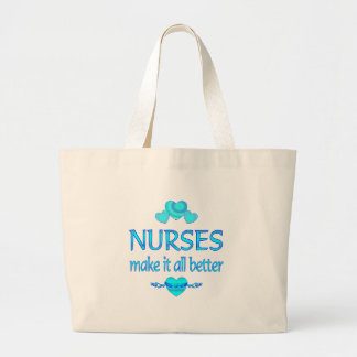 Les infirmières le rendent meilleur sacs en toile