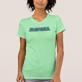 Les Internet est des affaires sérieuses T-shirt
