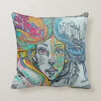 LES Lady Pillow